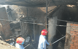 TP. HCM: Dãy nhà trọ bốc cháy dữ dội vào sáng sớm, nhiều tài sản bị thiêu rụi