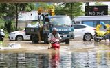 Tin tức thời sự mới nóng nhất hôm nay 6/8/2019: Đê Hà Nội sạt lở nghiêm trọng do ảnh hưởng của bão số 3