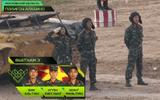 Việt Nam giành vé vào bán kết giải đua xe tăng quốc tế tại Nga
