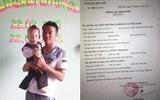 """Cặp vợ chồng xứ Nghệ tự hào khi đặt tên con """"Trường Sa Hoàng Sa Việt Nam"""""""