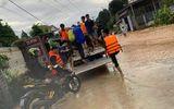 Giải cứu thành công 6 người mắc kẹt trong lũ dữ tại Đồng Nai