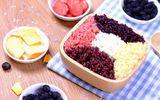 Cách làm xôi ngũ sắc với toàn bộ màu từ trái cây cho ngày Rằm tháng 7