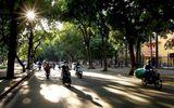 Tin trong nước - Tin tức dự báo thời tiết mới nhất hôm nay 18/8/2019: Hà Nội giảm mưa, chiều hửng nắng