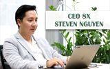 Kinh doanh - CEO 8X Steven Nguyen: Chi 40 tỷ mua 36 xe Vinfast, gọi thành công 6 triệu USD trên Shark Tank