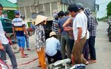 Nghệ An: Va chạm với xe tải, nam thanh niên tử vong tại chỗ