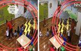 Video-Hot - Video: Học sinh mầm non bị cô giáo nhốt trong tủ đồ