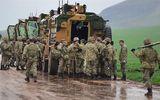 Chiến sự Syria: Đoàn xe quân sự của Thổ Nhĩ Kỳ bị không kích khi tiến vào Idlib