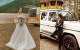 """Cộng đồng mạng - Minh Nhựa """"cưỡi"""" Mercedes-AMG G63 hơn 10 tỷ lên Đà Lạt phụ gái cưng chụp ảnh cưới"""