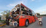Tin trong nước - Video: Nhân chứng kể lại cảnh tượng 2 xe khách va chạm kinh hoàng ở Khánh Hòa