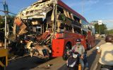 """Nhân chứng vụ va chạm 2 xe khách làm hơn 40 người thương vong: Tôi chỉ nghe tiếng """"đùng"""" rồi ngất xỉu"""
