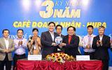 Xã hội - Kỉ niệm 3 năm Hiệp hội Doanh nghiệp TP.HCM hợp tác cùng báo Người Lao Động