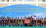 Thị trường - Trẻ em Quảng Ninh đón nhận ngôi trường mới từ Chủ tịch Quốc hội và hơn 71 ngàn ly sữa từ Quỹ sữa Vươn cao Việt Nam