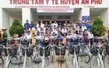Việc tốt quanh ta - An Giang: Tặng 40 xe đạp cho học sinh nghèo vượt khó