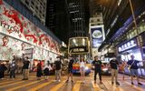 Tin thế giới - Người dân Hong Kong tiếp tục biểu tình, tạo thành con đường dài 60 km
