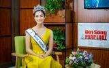 Hoa hậu Lương Thùy Linh và hành trang đi tới tương lai rộng mở