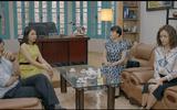 """Tin tức giải trí - Những nhân viên gương mẫu tập 9: Nguyệt """"thảo mai"""" trở thành """"người phán xử"""" cho 2 bà vợ của sếp"""