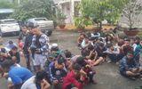 An ninh - Hình sự - Hậu Giang: 140 thanh niên tổ chức đua xe trái phép bị bắt giữ