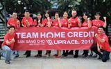 Hơn 1000 nhân viên Home Credit tham gia chạy vì cộng đồng