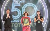 Tài chính - Doanh nghiệp - Forbes: Vinh danh Techcombank Top 50 công ty niêm yết tốt nhất Việt Nam