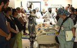 Bé gái 10 tuổi chết não hiến tạng cứu sống hơn 80 người