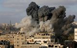 Tin thế giới - Lá chắn Vòm sắt của Israel đánh chặn thành công 2 tên lửa phóng từ Dải Gaza