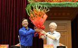 Tổng Bí thư, Chủ tịch nước Nguyễn Phú Trọng gặp mặt đảng viên trẻ tiêu biểu làm theo lời Bác