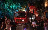 Hiện trường vụ cháy nhà kho công ty bóng đèn phích nước Rạng Đông