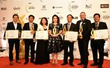 Wyndham Grand KN Paradise Cam Ranh đạt 4 giải thưởng lớn tại Vietnam Property Awards 2019