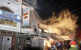 Cà Mau: Cháy chợ đầu mối, hàng trăm người dân tháo chạy trong đêm