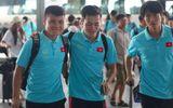 Thầy trò HLV Park Hang- seo lên đường sang Thái Lan, chuẩn bị thi đấu Vòng loại thứ 2 World Cup 2022