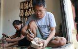 40 năm bền bỉ làm khuôn bánh trung thu, thợ mộc đã thoát nghèo