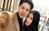 """Sau nhiều năm kín tiếng, Mai Hồ bất ngờ """"khoe"""" ảnh tình tứ bên chồng Việt kiều"""