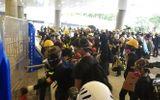 Bắt giữ 159 người dính líu bạo lực trong vụ biểu tình quy mô lớn tại Hong Kong
