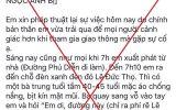 Hà Nội: Công an bác thông tin người dân bị đánh thuốc mê ketamin