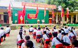 """Lễ khai giảng """"đặc biệt"""" tại trường học ở xã nghèo nhất Nghệ An"""