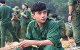 Dân mạng phát cuồng với bức ảnh góc nghiêng thần thánh của nam sinh học quân sự