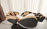 Ghế massage Trung Quốc đang gây