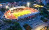 """Cận cảnh sân vận động Thammasat, nơi Việt Nam và Thái Lan """"đại chiến"""""""