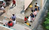 Bắc Giang: Bé trai bị bác ruột dùng dao chém đứt lìa tay khi đang nằm ở nhà