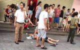 Vụ nổ ở chung cư Linh Đàm khiến 4 người bị thương: Triệu tập các đối tượng liên quan