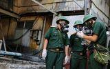 Vụ cháy công ty Rạng Đông: Đã có kết quả phân tích mẫu vật