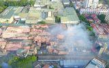 Vụ cháy Công ty Rạng Đông: Hà Nội lại khẳng định môi trường ở ngưỡng an toàn