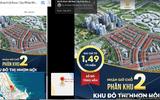 """Dự án Nhơn Hội New City bị """"tuýt còi"""" vì mở bán, nhận đặt cọc đất nền khi chưa đủ điều kiện"""