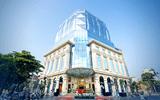 Choáng ngợp với sự kiện mừng khánh thành của kiệt tác kiến trúc DOJI Tower