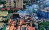 Vụ cháy công ty Rạng Đông: Đã có kết quả xét nghiệm thủy ngân của hàng chục người dân