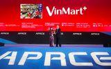 """Liên đoàn hiệp hội bán lẻ châu Á trao giải """"Nhà bán lẻ xanh"""" cho VinMart & VinMart+"""