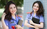 Ngắm vẻ đẹp vạn người mê của cựu nữ sinh đại học Kiểm sát Hà Nội