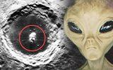 Chuyên gia UFO: Nghi vấn khuôn mặt giống người ngoài hành tinh trên Mặt trăng