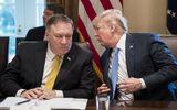 Tổng thống Mỹ bác đề xuất để Ngoại trưởng Pompeo kiêm nhiệm Cố vấn An ninh quốc gia