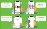 Xã hội - Mạng xã hội Gapo cán mốc 2 triệu người dùng